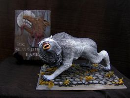 American Werewolf in London Models by pyro-helfier