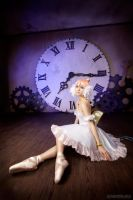 Herr Drosselmeyer's Doll by Nastarelie