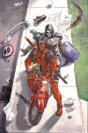 Deadpool Issue 68 by UdonCrew