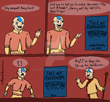 Ung the Last Airbender by scottyhood