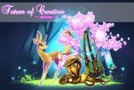 Totem of Creation - Adoptables AUCTION by Yokufo