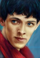 Merlin by dijellie