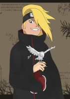 Deidara by laserCrome