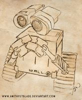 Request: Wall-E by seystudios