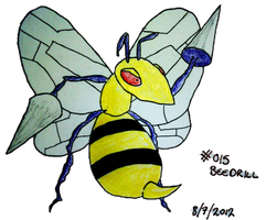 OH YES BEEDRILL by Dr-Blenkaz
