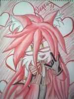 Grell Sonic Style by tailskagamine