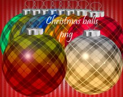Christmas balls2733-r33 by roula33