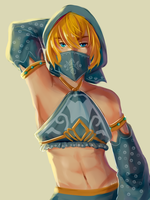breath of the wild by h-reshii