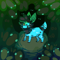 poopie forest by pitbullie