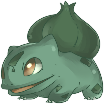 Fushigidane | Bulbasaur Commission by AutobotTesla
