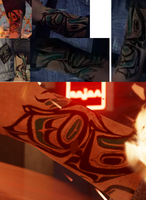 Delsin Tat Parts by Linkmaster101
