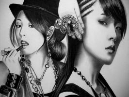 BOA KWON by AngelasPortraits