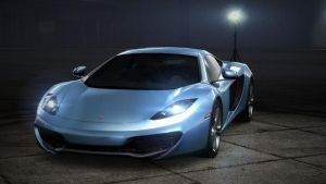 mclaren MP4-12C. NFS by daz1200
