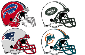 AFC East by Jae500