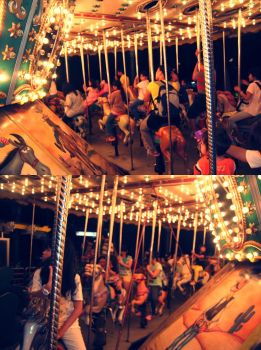 Carousel by adilaschance
