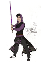 I, the Modern Jedi by LeadZero