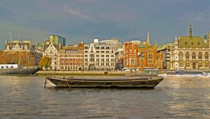London Across The Water by 06footnerc