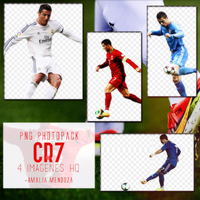 Cristiano Ronaldo (CR7) PNG Photopack by LoveEm08