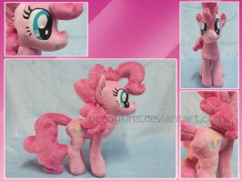 [For sale] Pinkie Pie #1 by Bendykins