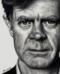 William H. Macy by Doctor-Pencil