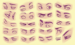 Eyes 2 by Rejuch