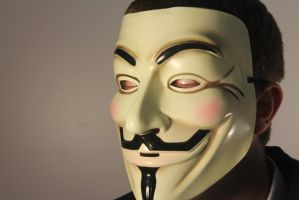 Guy Fawkes by E404Corruption