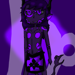 spritestuck gamzee /for lack of a better name/ by evillovebunny500