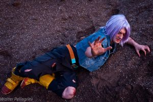 Future Trunks 15 by LarsVanDrake