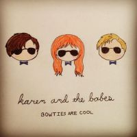 Karen and the Babes by rebeltreble