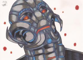 Ultron- There are... no strings on me by Windows-Destructeur