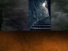 halloween premade background by anniexhx
