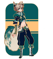 ADOPT 40 AUCTION (CLOSED) by Belzoot