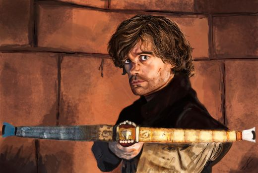 Tyrion Lannister FanArt by AgusZanetti