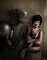 Robot in Love by ACDeCa