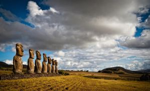 akivi easter island by lesterlester