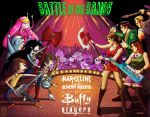 Battle of the Bands - COLORS by colorcomicsbadly