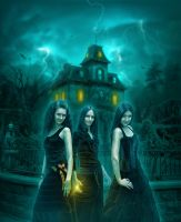 Three Witches by IvannaDark