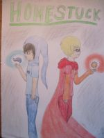 request: homestuck by BoudreauX24