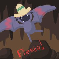 FIESTA Party Zubat by the-newby