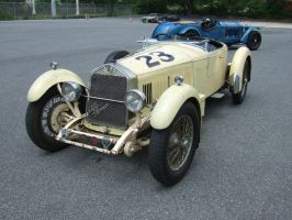 1929 Alfa Romeo 6C 1750 SS by Aya-Wavedancer