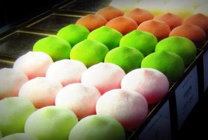 Mochi Selection by summernightsurrender