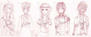 [ CLOSED ] Sketch Adopts by Akeita