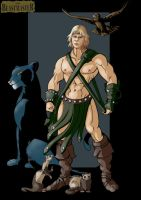 beastmaster by nightwing1975