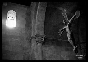 Crucifix by CharliePhotos