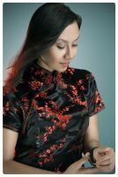 Chongsam 1 by graphicaholic
