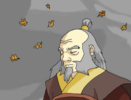 Uncle Iroh - If Only I could Have Helped You by faithless12