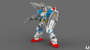 RX-78-7 7th Gundam by zipbox