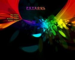 Psysoul splash screen by Psysoul