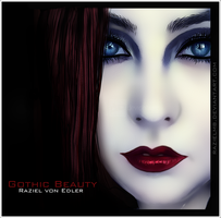 Gothic Beauty by GeneRazART