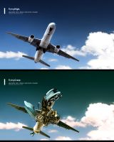 Flying High and Crazy -WP Pack by Uribaani
